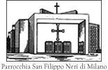 logo parrocchia san filippo neri bovisasca
